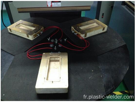 Blister Packing Machine pour cartes mémoires