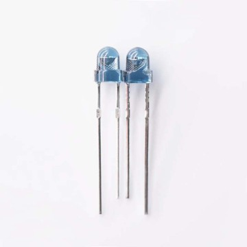 730nm IR LED 3mm LED Bleu Lentille H4.5mm