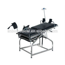 hospital Stainless steel treatment chair