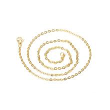 Custom 22 Carat Ct Gold Bangkok Jewelry Necklace Chains