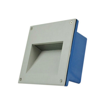 Encastré carré 4W LED Step Light