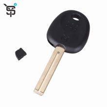 Top quality OEM 0button folding car key shell for Hyundai car key remote control transponder car key blank