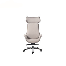 Contemporânea Visitor Swivel Fabric Commercial Armchair