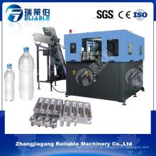 Máquina sopladora automática para botella de mascota