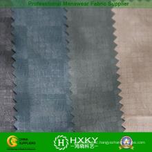 Gradient Checks Embossed Polyester Taffeta Fabric for Men′s Jacket