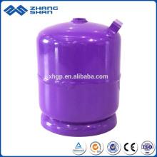 Hot Home Cooking 3KG LPG Cylinder Plant for Sale