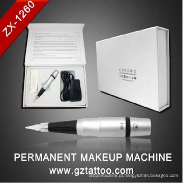 Tatuagem e maquiagem definitiva equipamento Kit de máquina de tatuagem