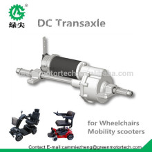 dc motor traction motor for mobility scooter