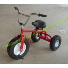 jouet tricycle enfants avec roue pneumatique ruber