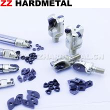 Hartmetall-Adapter für Wendeschneidplatten