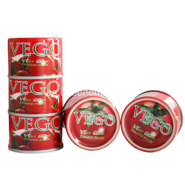 Chili Tomato Sauce in Tin spicy flavor