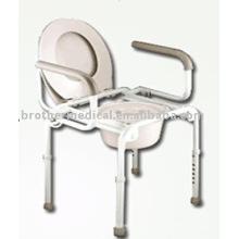 Multifunktions-Stahlkommode-Stuhl