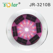 impermeable de alta calidad solar brick, ladrillo led solar luz, luz solar