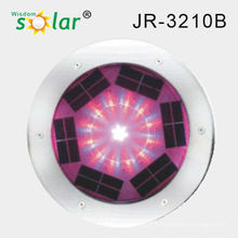 imperméable à l'eau lumière solaire de brique de haute qualité, lumière de brique led solaire, lampe solaire