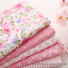 Coton imprimé / tissu poly