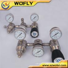 Vanne de réduction en laiton 3/4 po pour régulateur de pression d'eau prix