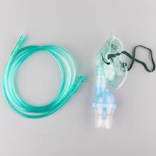 Kit nebulizador máscara descartável para nebulização