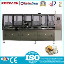 Automatic Pop Can Aluminum Foil Lid Seal Machine (RZ-B)