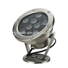 IP68 RGB led underwater lamp led underwater lights led underwater spotlights