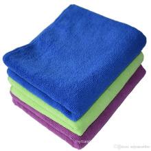 Чистка бамбука автомобильный завод ванна микрофибра черный пляжное полотенце