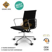 Chaise design Eames cuir Manager (GV-EA117)