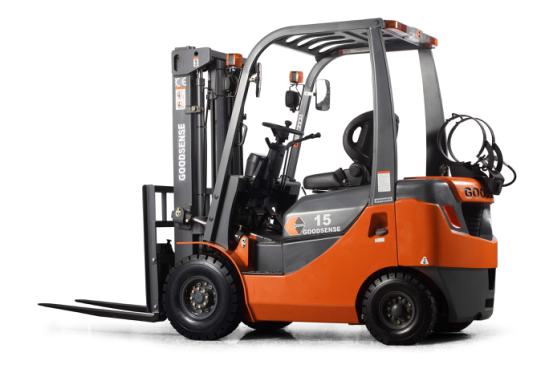 Clean Fuel Forklift