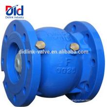 Hersteller Non Slam Cf8m Floating Techno Distributor Gusseisen Slient Rückschlagventil Für Wasserleitung