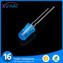16 Years Verified Supplier 8mm High Brightness LED Diode
