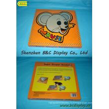 Super Sleeper Scratcher / Бумажная кровать для кроватей (B & C-H008)