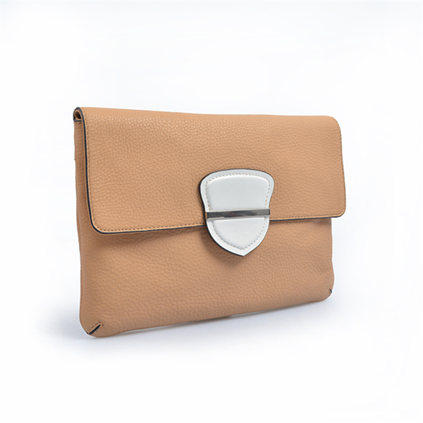 leather Cosmetic Ladies Evening bag clutch