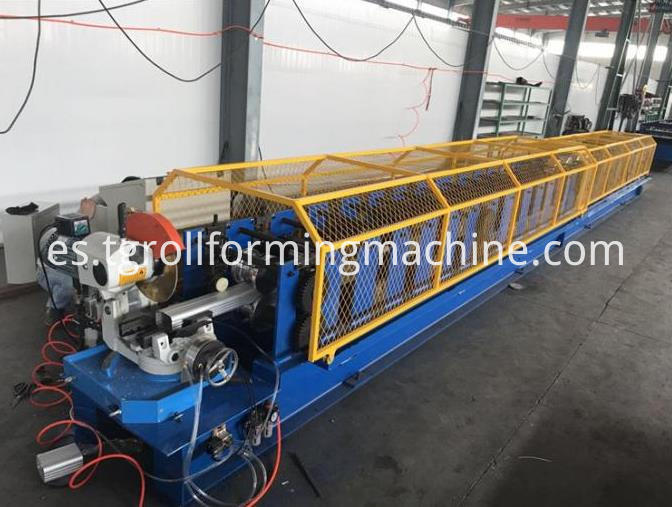 Gutter Downpipe Square Tube Making Machine