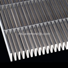 Galvaized Press-Locked Bar Steel Grating