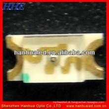 1206 smd led cor amarela única, cor verde amarelo 1206 LED SMD, 1206 SMD LED DATASHEET cor verde amarelo