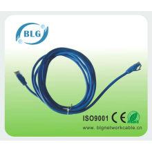 Выдвижной кабель патч-корда Ethernet utp cat5e cat6 кабель