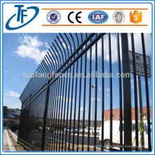 Professional supplier steel garrison fence