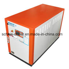 7kw Water Chiller with -15 Degc Temperature for Cooling