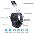 Under Sunlight UV Protection Mask