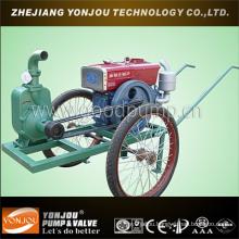 Trailer Mounted Portable Pump