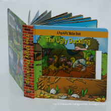 Cute and Interesting Cartoon 3D Book for Kids