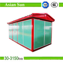 Yb Serie 10kv Box-Type Umspannwerk Hersteller