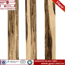 новые кухни, OEM 150X900 деревенского фарфора деревянная посмотрите плитка для дизайн магазина