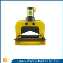 Várias ferramentas de estilos hidráulica latão dobrando fabricantes de máquina de barramento cnc