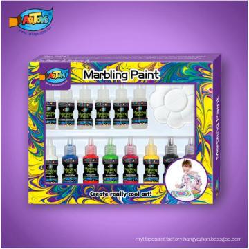 20ml water Marbling kit 6 colors magic marbling paint