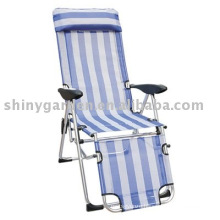 outdoor iron relax metal folding chair SG-BCI005