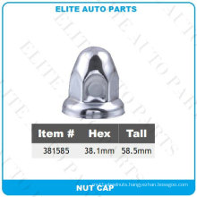 Chrome Nut Cover for Car (381585)