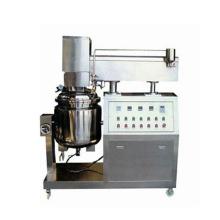Vacuum High speed disperser mixer emulsifying mixer machine