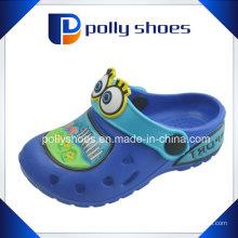 Vente en gros Blue Cute Kid Clog dans EVA