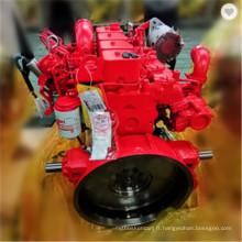 Moteur diesel 3.9L 140hp / 103kw / 2500rpm CUMMINS