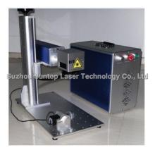 Machine de marquage laser colorée pour machine à imprimer en acier inoxydable / laser