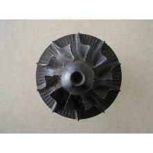 SGS Jet Motorenteile bearbeitete Turbinenteile
